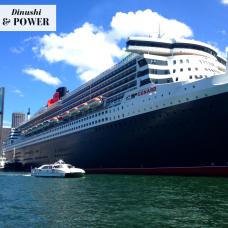 DP Big ship Sydney