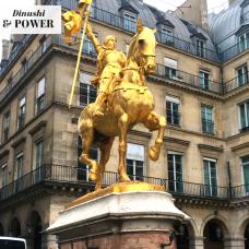 DP Joan of Arc